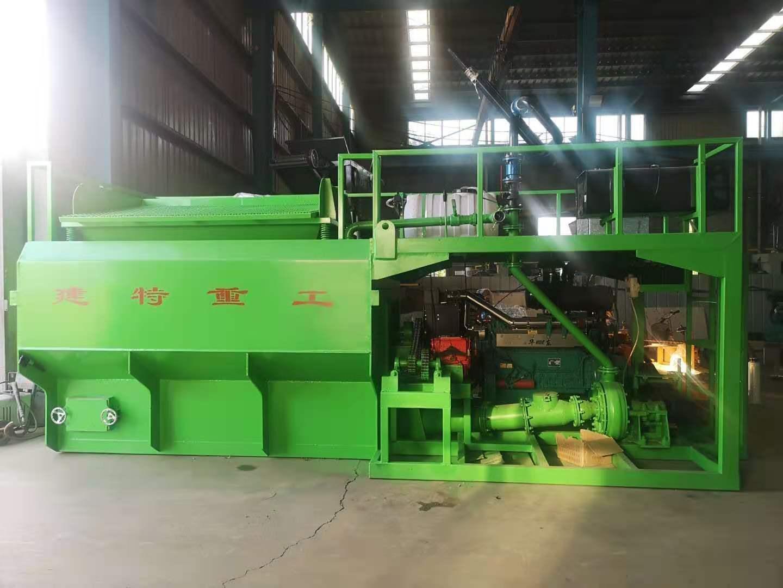 广元市 矿山复绿喷播机 建特23-2型液力喷播机厂家电话