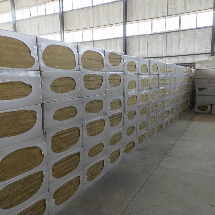 銘浩 汕頭隔熱防水保濕巖棉板生產廠家 鋼結構巖棉板生產廠家