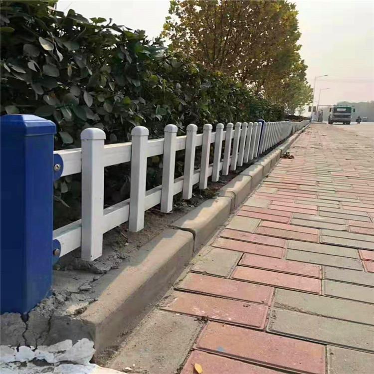 华朋销售 花园草坪围栏 草坪pvc护栏 草坪护栏