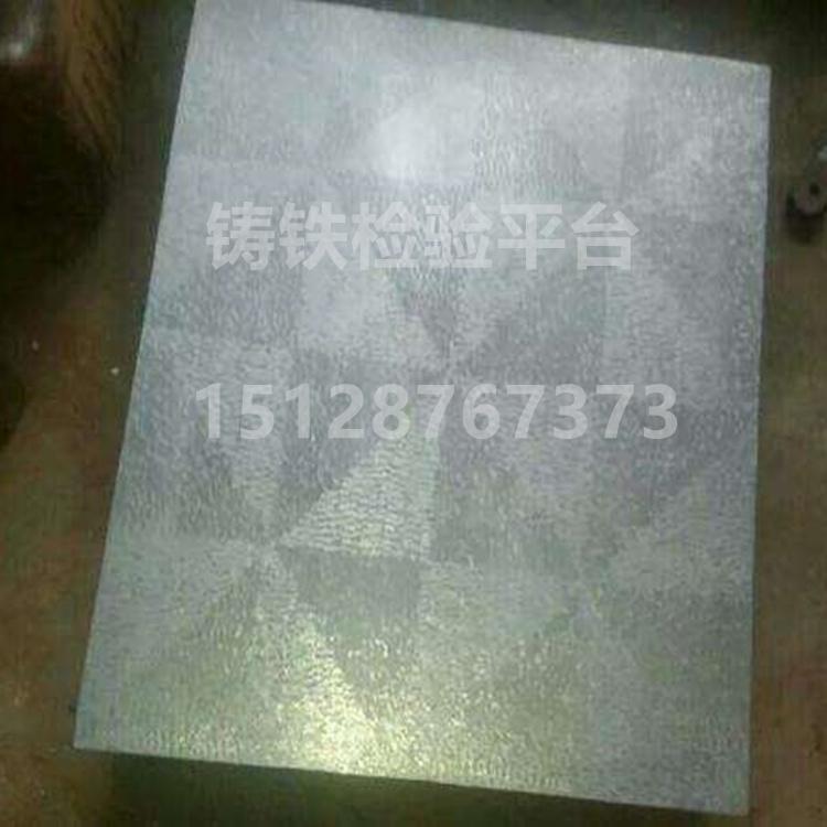 苏州划线铸铁平台 佳鑫1米2米3米4米6米发动机试验工作台 铸铁焊接平板价格示例图5