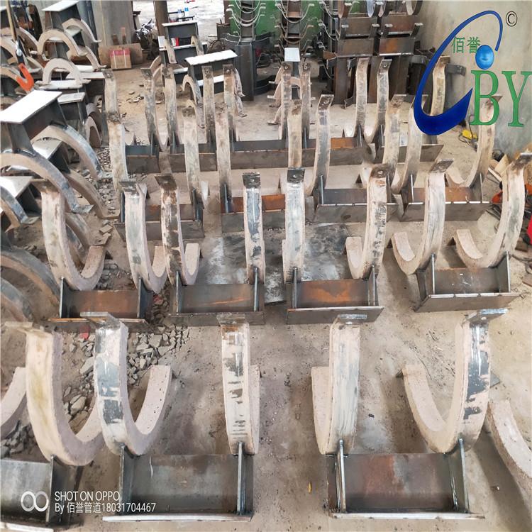 廠家隔熱管托現貨價格鎂鋼隔熱管托執行標準