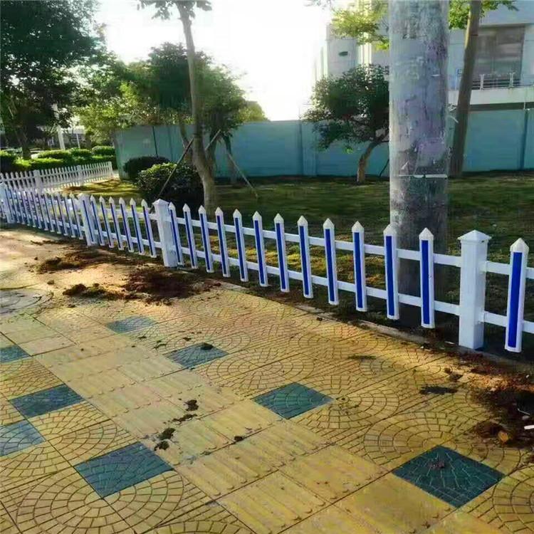 华朋销售 草坪pvc护栏 草坪护栏塑料 草坪护栏