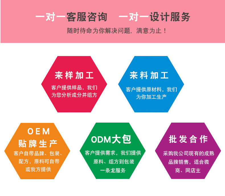 代餐棒oem,能量棒odm,蛋白棒贴牌,专业承接代餐棒系列代加工示例图4