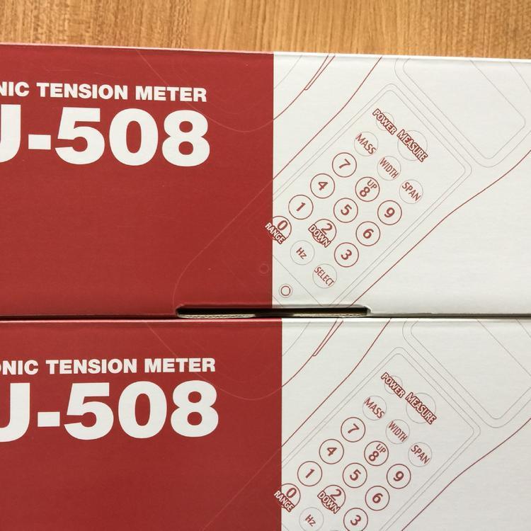 日本UNITTA音波式皮带张力计U-507升级替代品U-508厂家直销正品保障示例图2