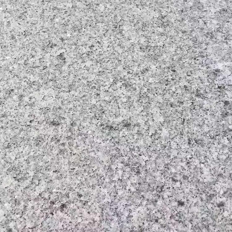 芝麻灰花岗岩板芝麻灰花岗岩烧面供应厂家 储量达
