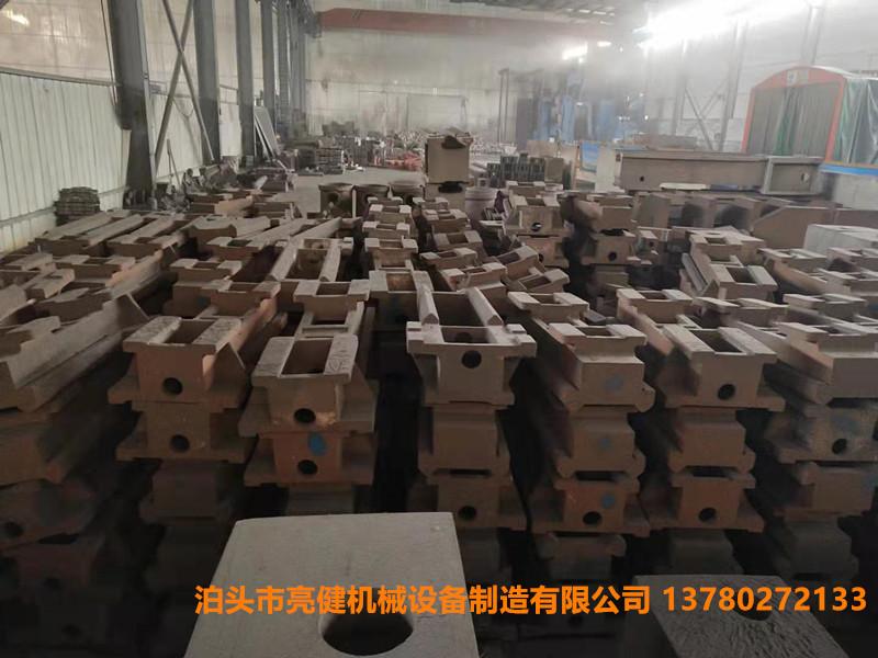 优质铸件 数控龙门铸件 机床铸件 磨床铸件 材质HT250以上泊头亮健机械厂家生产示例图4