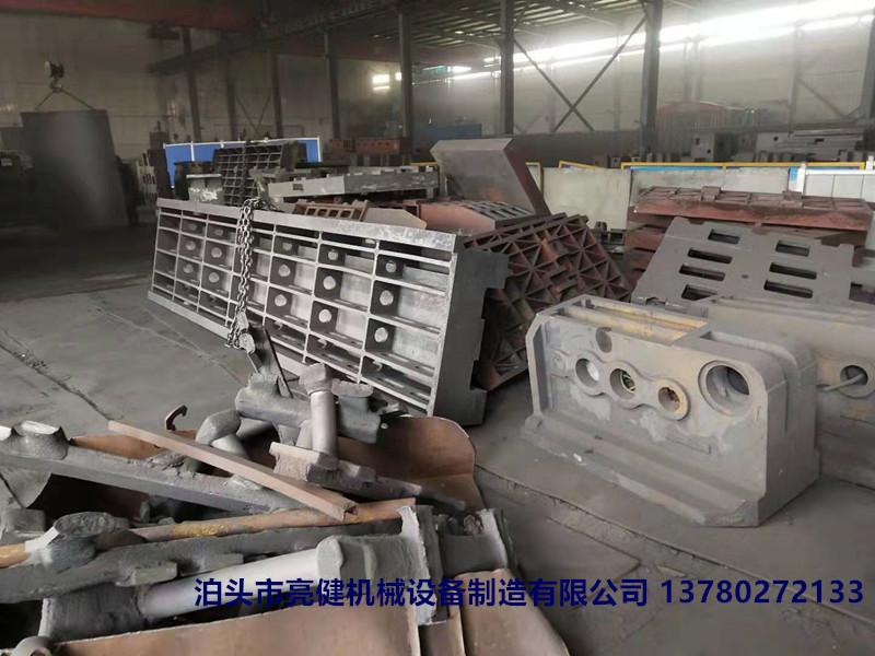 优质铸件 数控龙门铸件 机床铸件 磨床铸件 材质HT250以上泊头亮健机械厂家生产示例图3