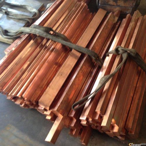 铜排 紫铜排 贵州毕节镀锡铜排 镀锡铜母线 导电铜排示例图3