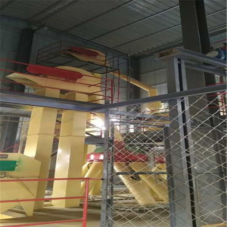 宝鸡50吨饲料机械加工成套设备加工定制 神兴 成套饲料加工设备加工定制