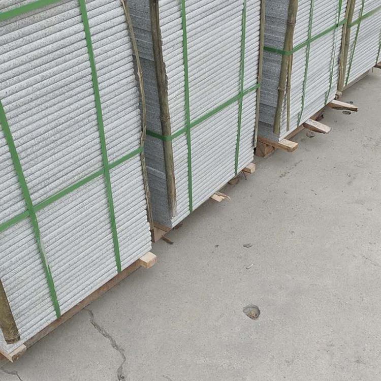 芝麻白花岗岩大板批发价 哑光面芝麻白花岗岩 货源产地
