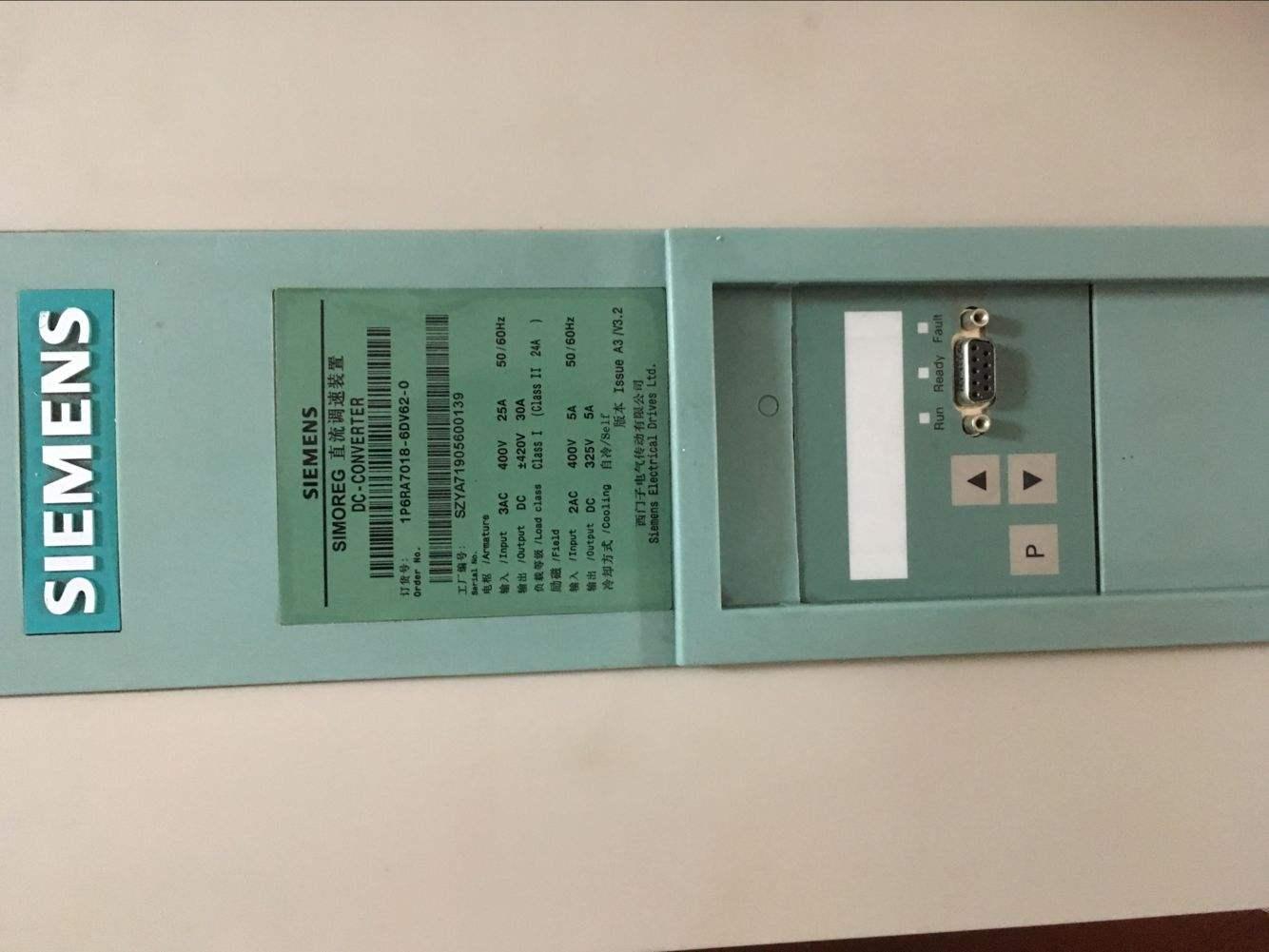西門子 電源板 6SN1146-1BB00-0DA1