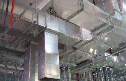 樓宇暖風系統流量計 暖風機流量計 暖通流量計 樓宇暖通流量計示例圖3