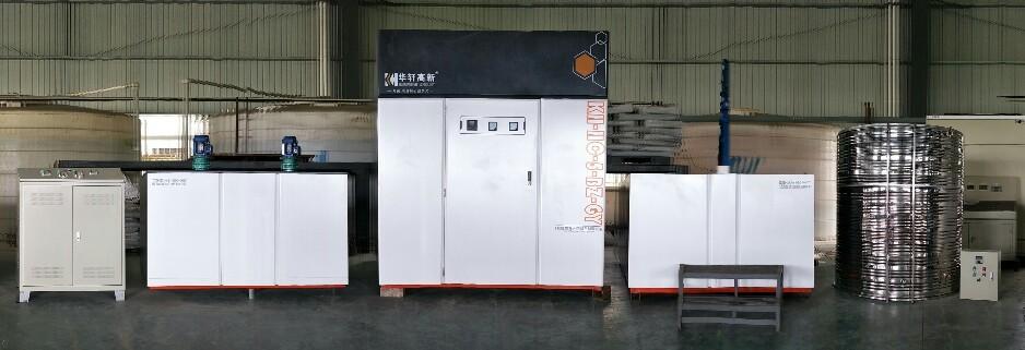 华轩高新 KH-HC-5减水剂设备 聚羧酸合成自动设备 减水剂生产设备示例图3