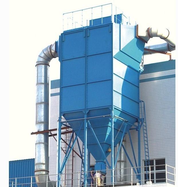 泊头凯阳环保MC石料厂用布袋式除尘器生产厂家示例图1