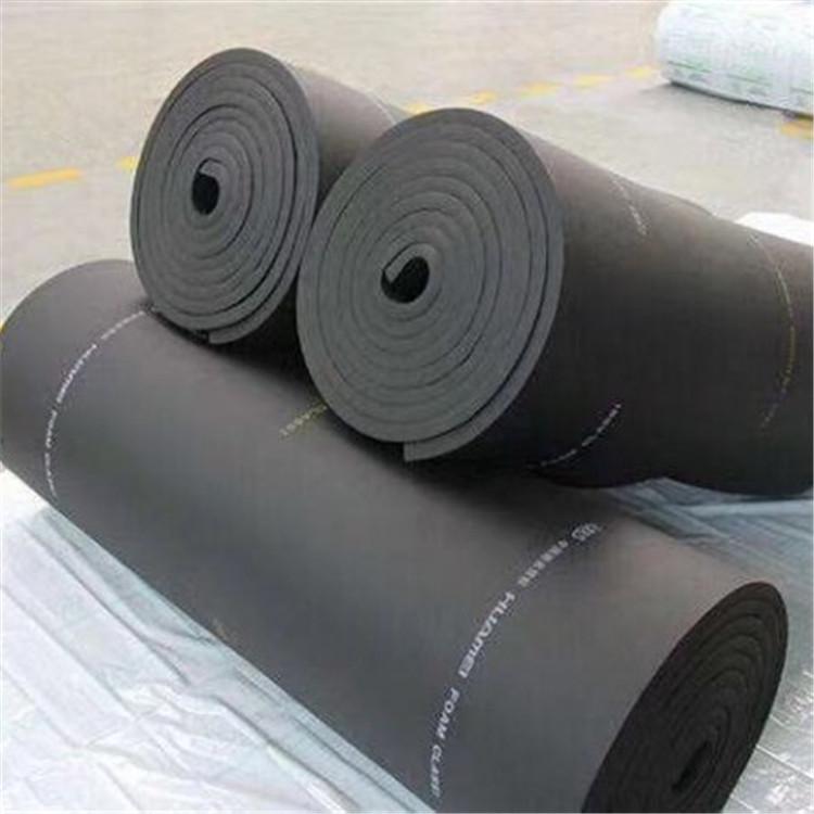 优达  河北 空调保温橡塑 b1级橡塑保温管 厂家销售