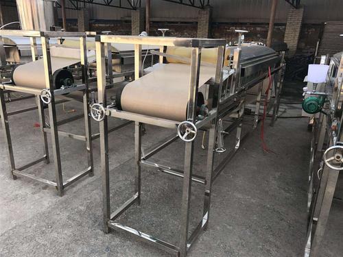 全自動綠豆粉皮機圓形粉皮加工機器設備廠家