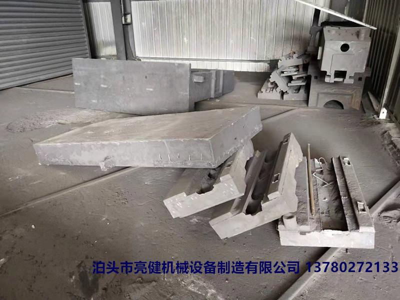 泊頭廠家供應 機械鑄件 球墨鑄件 質量保證示例圖2