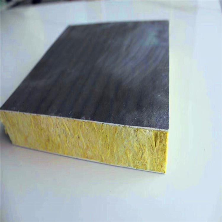 复合岩棉板 外墙保温岩棉板 憎水保温 实体厂家