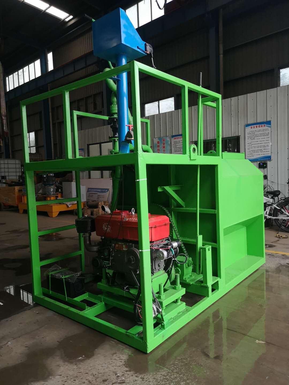 那曲 矿山复绿喷播机 建特23-2型液力喷播机厂家电话