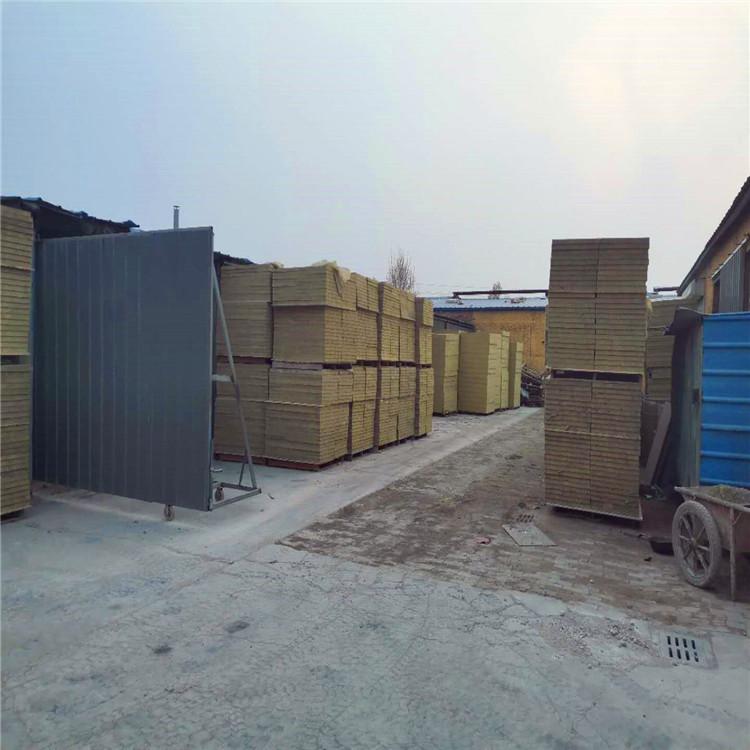 复合岩棉板 防火外墙板 保温隔热 量大优惠